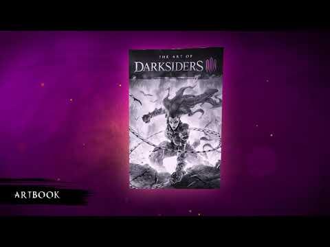 Darksiders III - Il sera disponible le 27 novembre prochain !