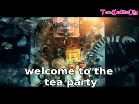 Tea Party - Kerli (karaoke)