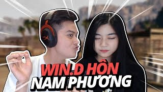 wind hon hot girl nam phuong ngay tren live stream   choi game voi gai cung wind