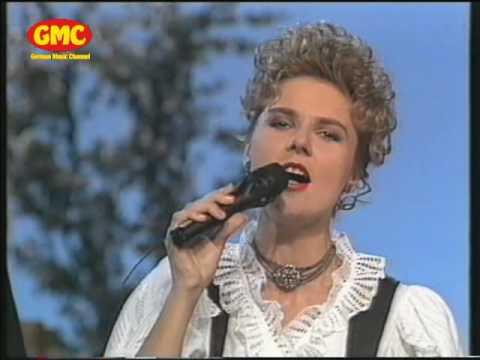 Angela Wiedl  Doch des Herzklopfen  des verdank i dir 1992