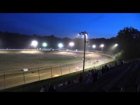 Twin Cities Raceway Park   6.17.17   MMSA Mini Sprints   Feature