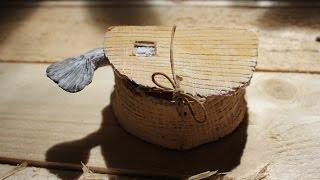 Diy Pallet Shadow Box - Box Assemblage.  L'art De La Palette. Arte De Madera De Palets