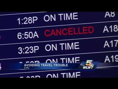 250,000 travelers expected at Cincinnati/Northern Kentucky Airport during holidays