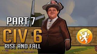 Video BATTLE FOR CARTHAGE - Let's Play Civilization 6: Rise and Fall - Netherlands - Part 7 download MP3, 3GP, MP4, WEBM, AVI, FLV Maret 2018