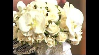 О свадьбе и цветах + мастер класс