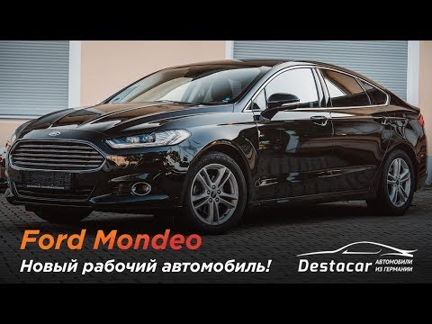 Ford Mondeo -