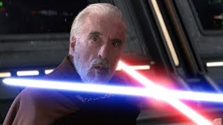 Count Dooku Remembers the Summer of '86