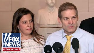 Download Jordan, Stefanik respond to Sondland's impeachment testimony Mp3 and Videos