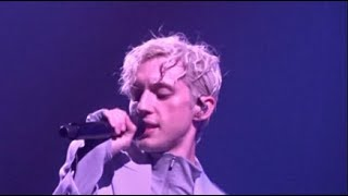 TROYE SIVAN BLOOM TOUR (FRONT ROW) FULL SETLIST// DALLAS VLOG