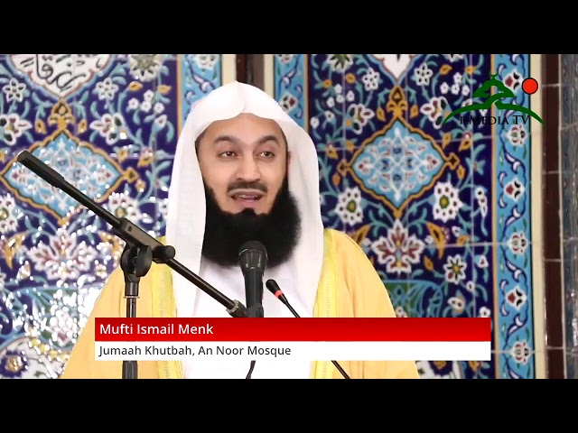 The Connection between Love and Obedience - Mufti Menk