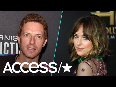 Chris Martin & Dakota Johnson Are 'Definitely Dating' & 'More Than Just A Fling' Report  Access