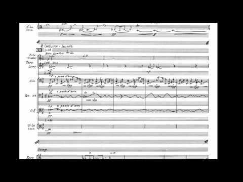 Sofia Gubaidulina - Concerto for viola and orchestra (+ scordatur quartet) (w/ score) (1996)