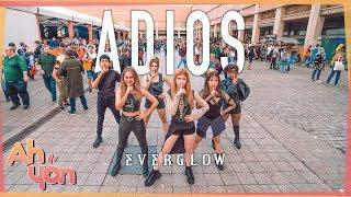[KPOP IN PUBLIC] EVERGLOW (에버글로우) - ADIOS | Dance Cover by Ahyon Unit
