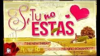 Mc CruzitO Feat Kalet - SI TU NO ESTAS ★(NUEVO) 2013★