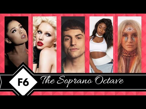 THE SOPRANO HIGH F (F6) - HIGH NOTES