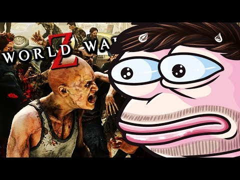 LEFT 4 DEAD 3?!?! - World War Z with The Crew!