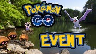 Gesteins-Event heute - 100% IV-Suche | Pokémon GO Deutsch #628
