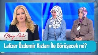Lalizer Özdemir kızları ile görüşecek mi? - Müge Anlı ile Tatlı Sert 6 Ocak 2020