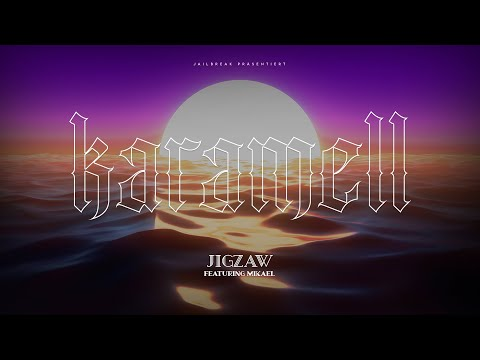 JIGZAW X MIKAEL -  KARAMELL  (OFFICIAL AUDIO) prod by. Eshino
