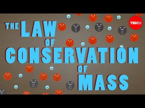 Video image: The law of conservation of mass - Todd Ramsey