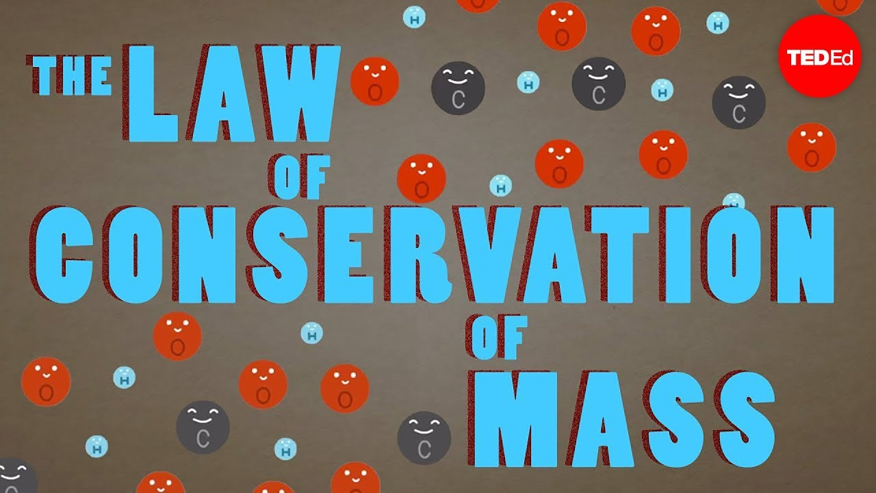 Law Of Conservation Mass Diagram Hayward Super Ii Pump Wiring 7 3 Charles 39 Lessons Tes Teach
