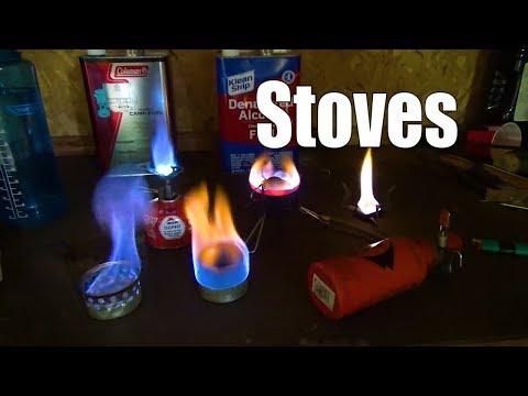 Beginner Backpacking Part 5 - Stoves