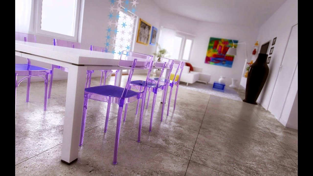 WHITE PLASTIC TABLES AND CHAIRS