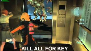 Ghost Ship made easy - tips and tricks (Resident Evil Revelations/ps3 console port)