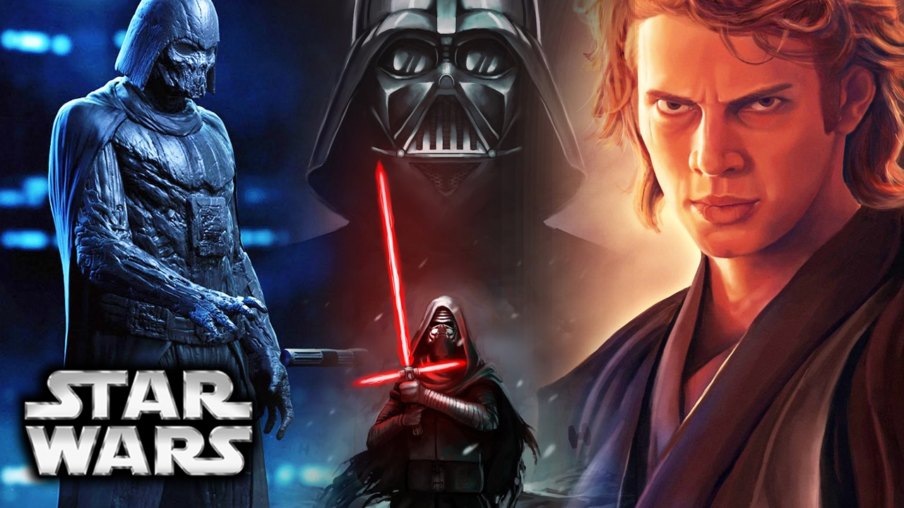 star wars episode 8 the last jedi how darth vader and anakin will appear to kylo ren theory. Black Bedroom Furniture Sets. Home Design Ideas