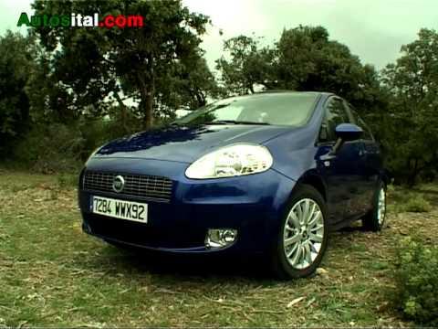Autosital - Essai Fiat Grande Punto 1.3 Multijet 90 Emotion 5 portes