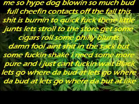 three 6 mafia   where the bud at lyrics