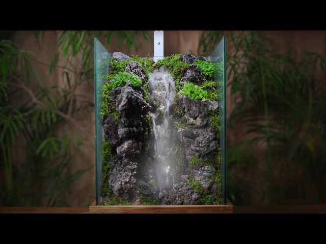 Realistic Waterfall Making