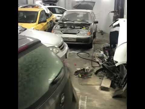 Автосервис - Кузовной ремонт