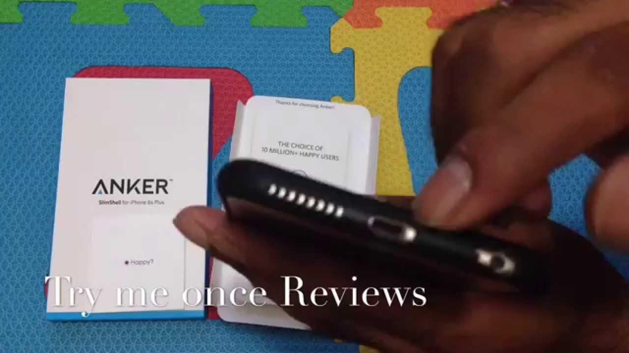 anker iphone case 6 plus