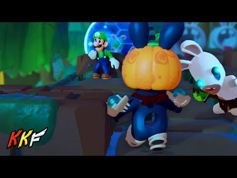 Special Challenge 3-S2: Go Ahead And Take Ten - Mario + Rabbids Kingdom Battle