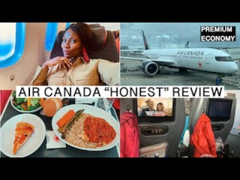 AIR CANADA 787-9 DREAMLINER London To Calgary REVIEW (INCREDIBLE!!!)