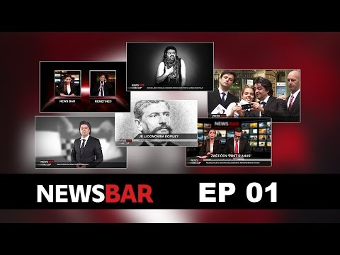 News Bar NC E01 - Mirela Holy & Etnička čistoća