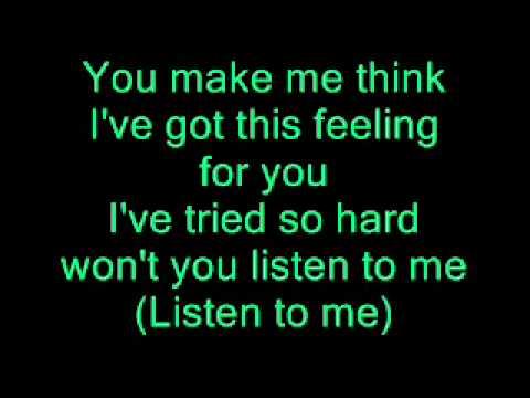 Don't Let Me Go - Westlife - Lyrics
