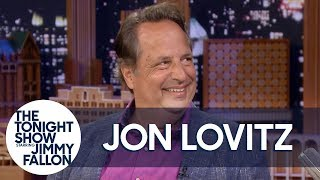 Jon Lovitz Shows Off His Layered Impressions and Adorable Rescue Dog