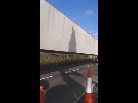 concrete beam transport