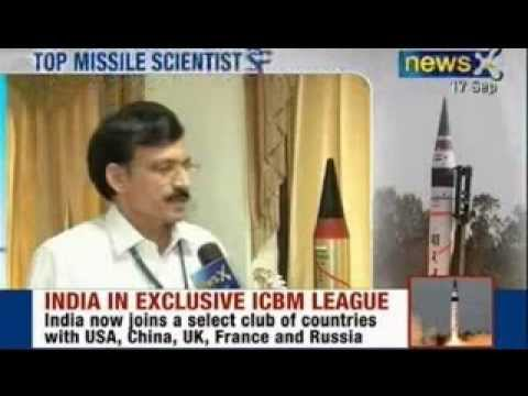 NewsX Exclusive : Agni - V is India's first 'Intercontinental Ballistic Missile'