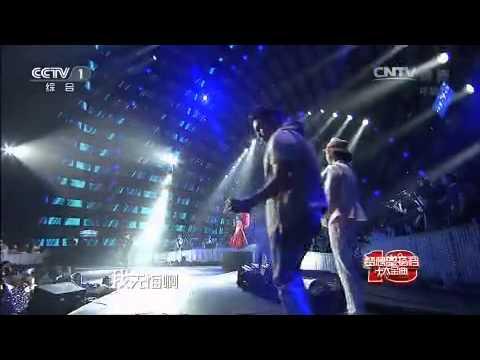 [梦想星搭档]十大金曲 歌曲《万物嗨》 演唱:萨顶顶 常石磊