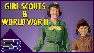 How the Girl Scouts Helped Win World War II