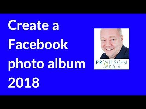 Add photo to album facebook