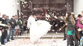Свадьба 20 декабря 2013 Александра и Анна