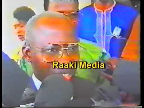 YAHYA JAMMEH 1996 ELECTION
