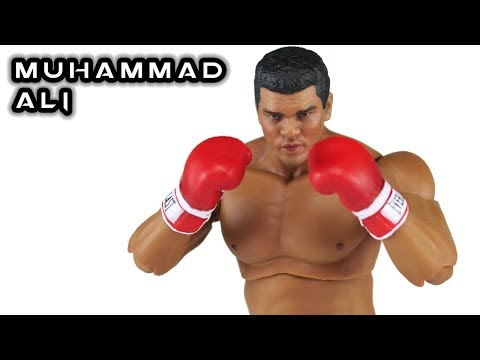 Storm Collectibles MUHAMMAD ALI Action Figure Review