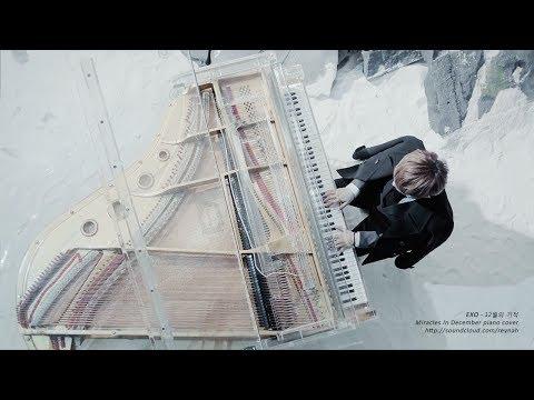 """""""12월의 기적 (Miracles In December)"""" Piano cover 피아노 커버 - EXO 엑소"""
