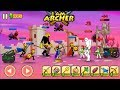 I am Archer APK | HACKED All Character Unlocked HACK - Android GamePlay Full HD 2018