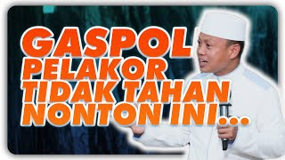 Download Ustad Das'ad Latif  Gaspoll , PELAKOR LARI tapi istri juga harus begini ...